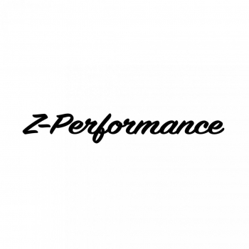 Z-Performance Cursive Sticker