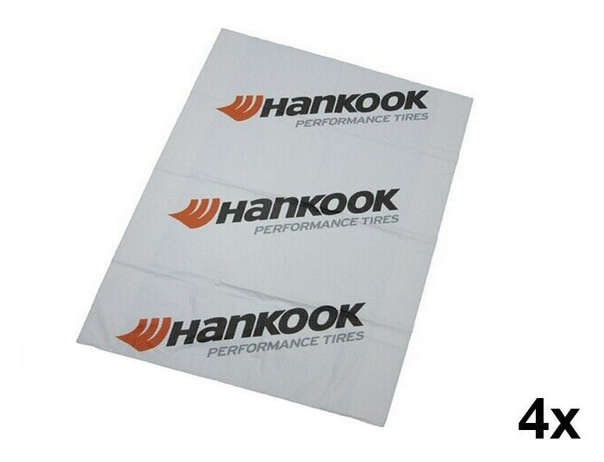 4x Reifensack Beutel Säcke Reifen Beutel Sack TOP Qualität NEU Hankook Tires