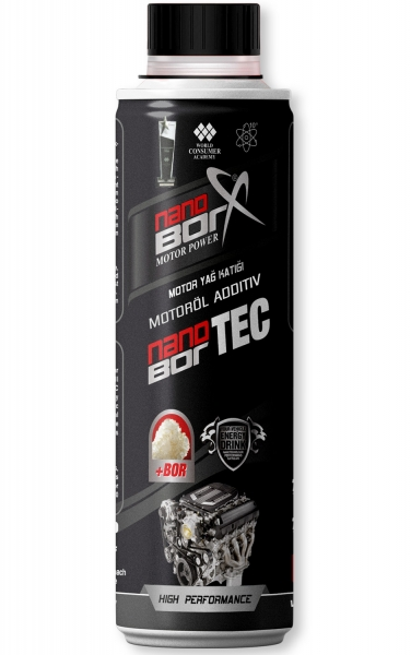 NanoBor Tec Motoröl Additiv 600ml