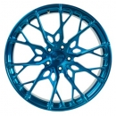 ZP.FORGED MONO 2 | Deep Concave | Brushed Royal Blau