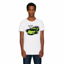 Z-Performance T-Shirt Weiß | Lamborghini in Lime