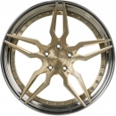 ZP.FORGED 21 | Deep Concave | Royal Gold Stern | Polierte Lippe